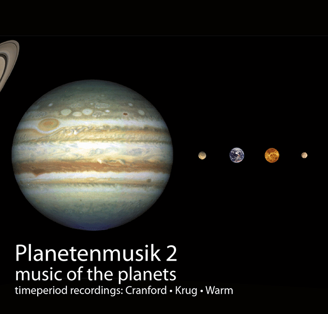Planetenmusik – music of the spheres